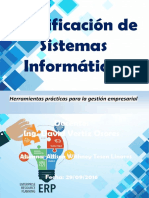 Planificación de Sistemas Informáticos