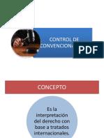 Control Convencional
