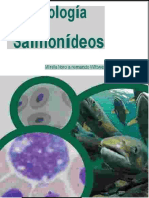 Hematología de salmonideos