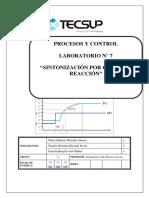 Laboratorio 7 Procesos y Control