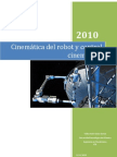 Cinematic A Del Robot y Control Cinematico