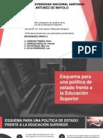 Educación superior en el Perú