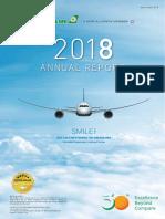 Eva Air 2018 Annual Report