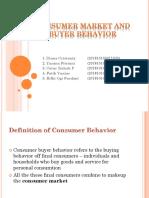 consumer market