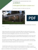 Família Sueca Constrói Estufa Gigante Para Aquecer a Própria Casa e Produzir Alimentos – CicloVivo