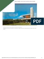 Revista Arquitetura e Construção - Inteira de Concreto, Casa de Férias Se Destaca Na Paisagem 5