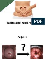 Patofisiologi Kanker Serviks