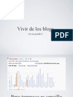 expo tips blogging / webtools