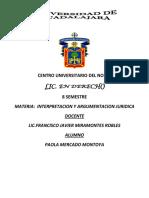 actividad 1 INTERPRETACION Y ARGUMENTACION JURIDICA.docx