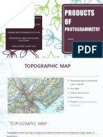 Topografi Map