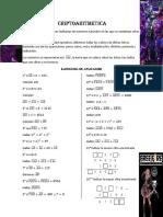 3ra Clase Criptoaritmetica