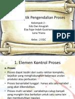 karakteristik pengendalian proses