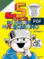25 Anos do Menino Maluquinho - Ziraldo.pdf