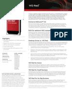 Data Sheet Western Digital Wd Red Hdd 2879 800002