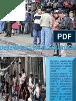 Problemas Sociales en El Ecuador