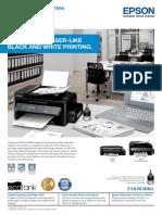 Epson InkTankSystemPrinter M100 M200 June2019