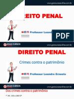 Crimes contra o patrimônio-Completo1