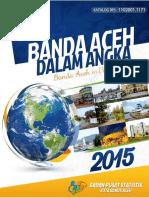 Kota Banda Aceh Dalam Angka 2015 Pdf