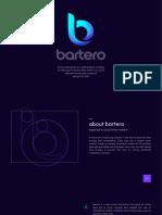 Bartero Pitch Deck New