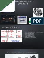 Sistema Eléctrico Del Auto