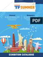 TTF Summer CB 2019 Ex-Catalogue