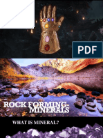 Rock Forming Minerals Laureste