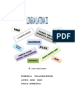 Manual Latín 2º 18 19 Completo Con Contraseña