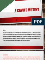 1872 Cavite Mutiny