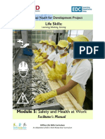 Module 5 Safety and Health at Work