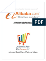 Project Report on ALIBABA