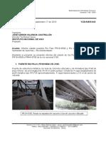 YCB-AMV5-043 INFORME PUENTE RÍO PALO PR18+0500 y PUENTE RÍO LAS CABAÑAS PR44+0700 VIA 3105