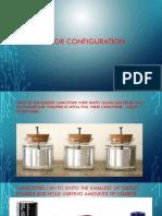 Capacitor Configuration