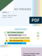 Administrasi Transaksi