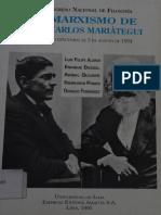 QUIJANO 1995 El Marxismo en Mariátegui