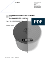 Operator Manual Compass Standard 22 and Standard 22 Compact