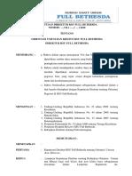 Regulasi Ttg Orientasi Umum Dan Khusus