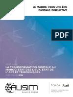 Transformation digitale au Maroc 2019