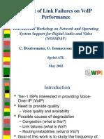 9-Link Failure VOIP