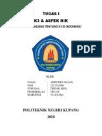 tugas k3 aryf