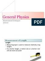 2 - Measurement Techniques