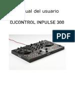 DJControl Inpulse 300 User Manual ES