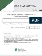 2ª Avaliação Diagnóstica 2019_Finalizada_Revisada