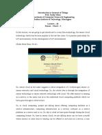 Lecture 42 _ Sensor-Cloud- I