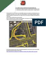 Informe Tecnico y Crítica Hacia El Proyecto Del Intercambio Vial