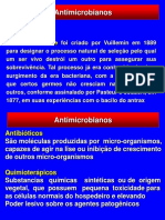 Antimicrobianos - Dr. Covarrubias