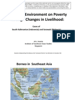 Dimensions of upland poverty in Kalimantan (Indonesia) and Sarawak (Malaysia) - presentation