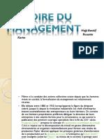 Histoire Du Management