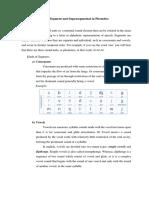 Sound Segment and Suprasegmental in Phonetics