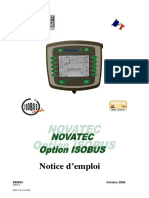 990024 Novatec Isobus F