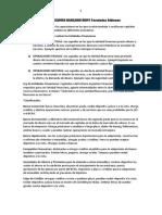 BANCARIO - Resumen Romy Fernandez